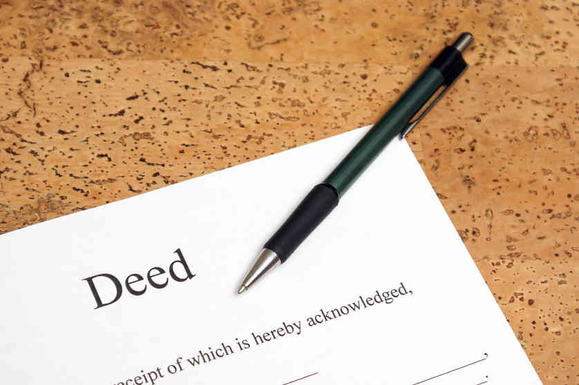 What is a First Deed of Trust in Arizona