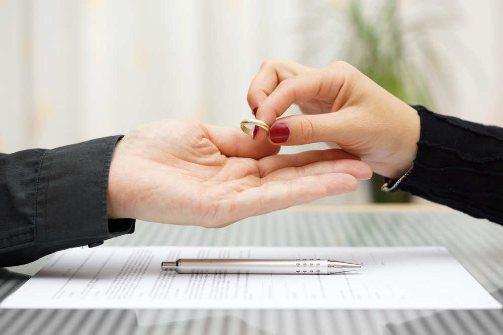 Estate Planning Consideration During a Divorce in Arizona.