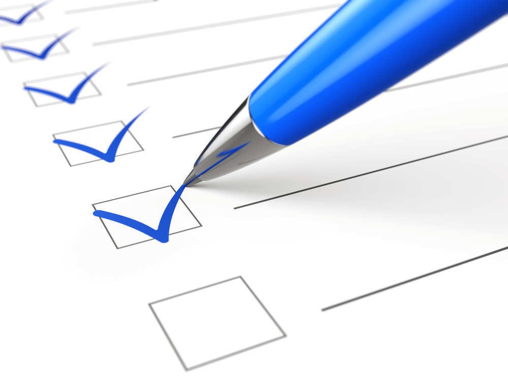 Probate Checklist in Arizona.