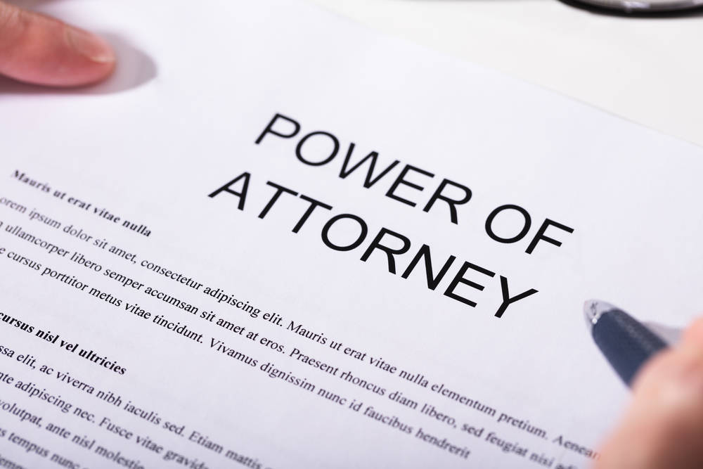 Powers Of Attorney Can Be A Double-Edged Sword.